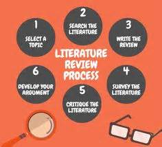 Literature review of social media pdf
